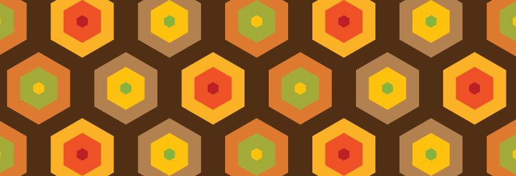 70s Rival Pattern