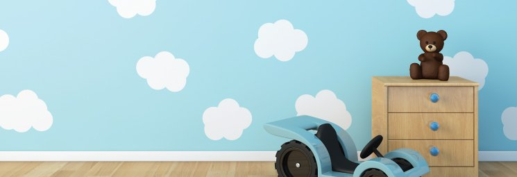 Painting a Child's Room
