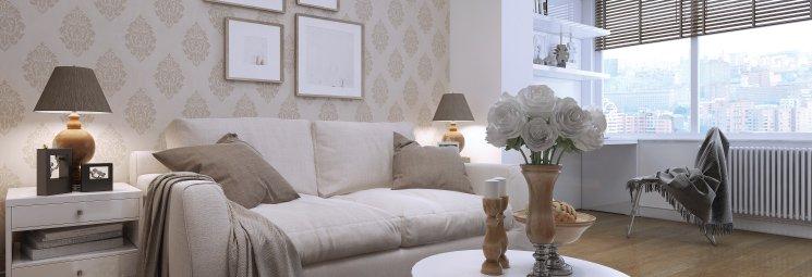 Mix Modern Living Room Wallpaper Ideas Pro Painters