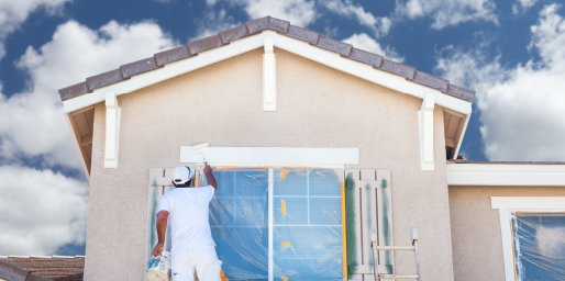 how long does exterior paint last