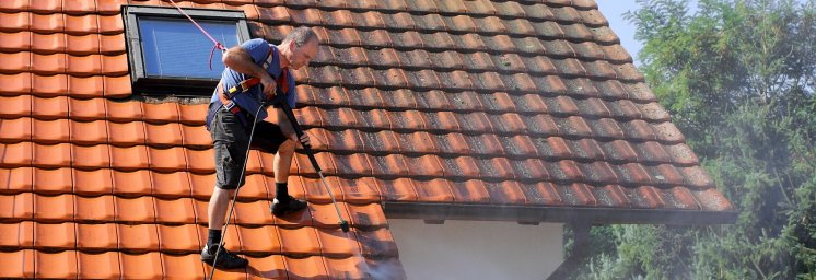 should you clean your roof