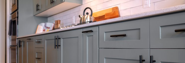 how much are semi-custom kitchen cabinets